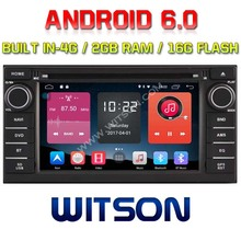 WITSON QUAD-Core Android 6.0 CAR DVD PLAYER For NISSAN JUKE/ALMERA 2G RAM BULIT IN 4G 16GB ROM car monitor dvd double din dvd(China)
