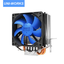 PC Cooler S810 Computer Mini CPU Cooler 80mm Cooling Fan Heatsink For Socket LGA775/LGA1150/LGA1155/LGA1156/AM2/AM3/AM2+/FM1