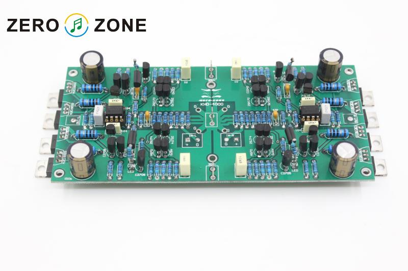 GZLOZONE KHD-4000 Headphone Amplifier Board Desktop Amplifier Board