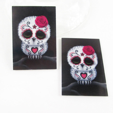 David accessories halloween flat back planar resin diy decoration crafts accessories 5pieces,DIY handmade materials,5Yc486