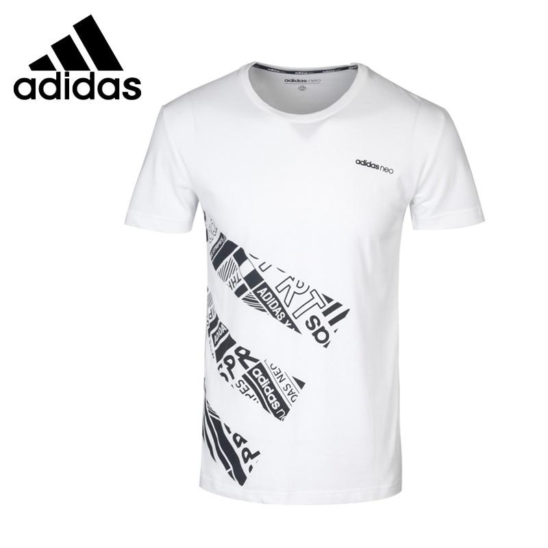 Original New Arrival 2017 Adidas NEO Label 3S AOP T Mens T-shirts short sleeve Sportswear  <br>