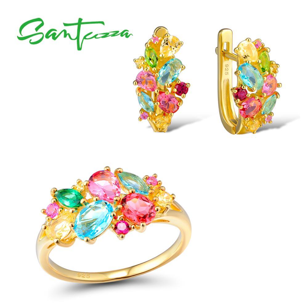 Jewelry Set - 305075MUL2SY925