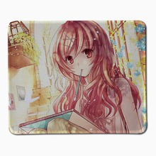 Beautiful girl animation mouse pad large pad to mouse notbook computer mousepad Girls gift gaming padmouse laptop gamer play mat