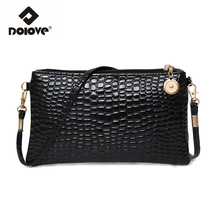 DOLOVE 2017 Women Messenger Bag Korean Version Of the New Summer Tide Small Women Bag Shoulder Bag Lady Handbag