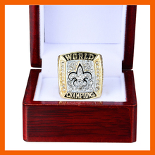 2009 NEW ORLEANS SAINTS SUPER BOWL XLIV WORLD CHAMPIONSHIP RING US SIZE 8 9 10 11 12 13 14 AVAILABLE(China)
