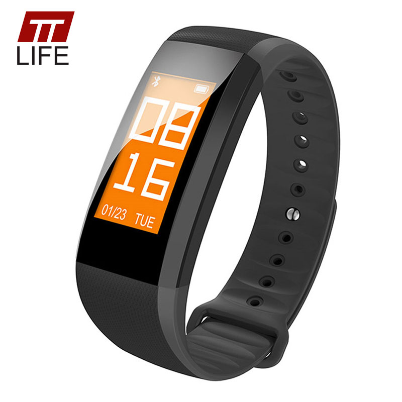 TTLIFE Sport Watches for Men Smart Bracelet Fitness Tracker Waterproof Smart Watch Call Reminder Pedometer Watch for Android Ios<br>