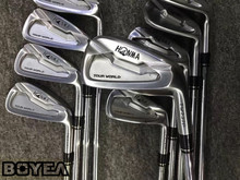 Brand New Boyea Honma TW737P Irons Silver Honma Golf Forged Irons Golf Clubs 3-10 R/S Flex Steel Shaft With Head Cover