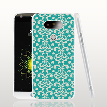 20768 GREEN screen savers cell phone protective case cover for LG G5 G4 G3 K10 K7 Spirit magna