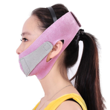 New Face Lift Up Belt Sleeping Reduce Double Chin Massager New Beauty Massageador Thin Mask Bandage Shape And Lift(China)