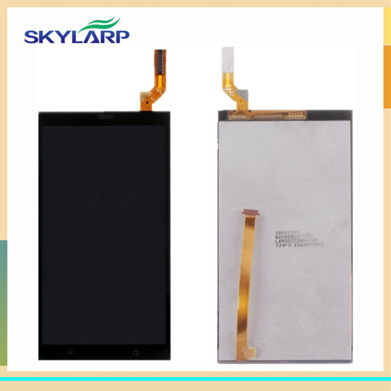 original Black for HTC Desire 700 Dual SIM LCD screen display panel glass<br>