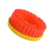 T30 110mm Drill Power Scrub Clean Brush for Leather Plastic Wooden Furniture Car interiors Cleaning
