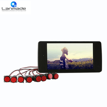 Cinema screen moderate price black oled lcd display(China)