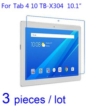 "3pcs Clear/Matte/Nano Explosion Proof Protective Films Lenovo Tab 4 10 8 TB-304 10.1""/8 TB-8504 8.0"" Tablet Screen Protector"