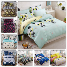 3pcs 4pcs Bedding Set Full King Queen Twin Single Size Bed Sheet Boy Girl Cihld Kids 1.5m 1.8m 2m 2.2m 2.3m Duvet Cover Bedlinen(China)