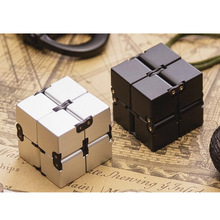 Fidget Cube Infinity Fidget Magic Cube INFINITE CUBE Design Novelty Toys Decompression Anxiety Toys Relax Toys(China)