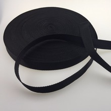 High quality 5 yards 25mm Nylon Webbing Strap Tape For Bag Strapping Belt Making Sewing DIY Craft For Home Garden
