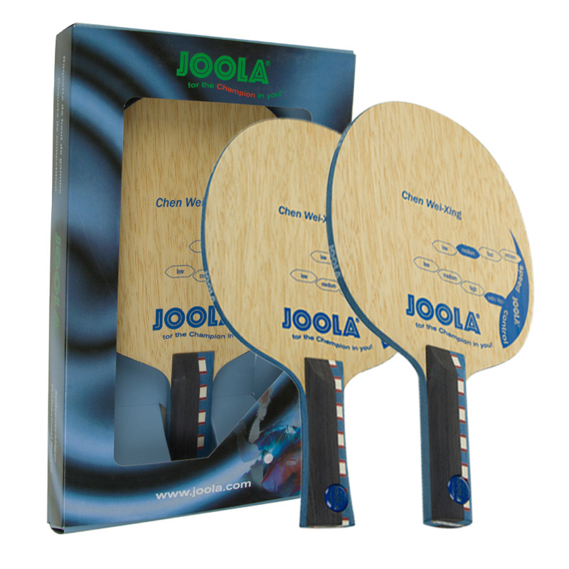 Joola CHEN WEIXING (7 Ply Defensive) Play Table Tennis Blade CWX Chop Racket Ping Pong Bat<br>