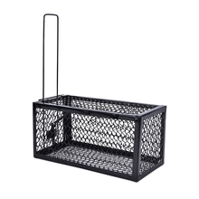 1PC Rat Killer Cage New Rat Cage Mice Rodent Animal Control Catch Bait Hamster Mouse Trap Humane Live Home