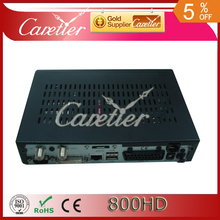 5pcs/lot Digital Satellite TV Receiver Set top box dm800hd pvr m tuner Version dvb 800 hd Pro(5pcs 800hd)