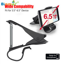 Hot-sale Universal Phone Stand Holder Universal Car Dashboard Mount Holder Stand HUD Design Cradle for Cell Phone GPS Gifts