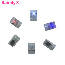 [Bainily]1pcs LED Light Building Blocks Bricks Compatible LegoINGlys NinjagoINGlys Heroes Kai Jay Cole Zane Nya Lloyd Blocks