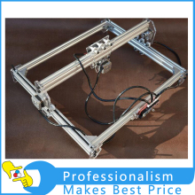 Hight quality 500MW DIY laser machine 30 * 40 cm, small laser engraving machine, cutting machine DIY