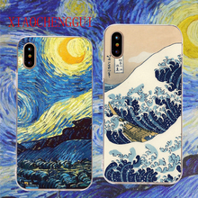 Buy UV Print Phone Case iPhone 6s 6 Plus Case Emboss Artistic Van Gogh Starry Night Soft iPhone X iPhone 8 7 Plus 5s Case for $1.11 in AliExpress store