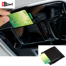 Car-styling ABS Black Car Roof Card box For Land Rover Range Rover Sport 2014-2017 For Range Rover Vogue 2013-2017(China)