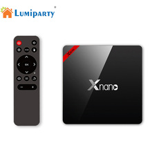Lumiparty X96 pro Amlogic S905X Quad Core Android 6.0 BT 4.0 TV Box Wifi HDMI 2.0A 4K*2K Movies Media Player Set top box