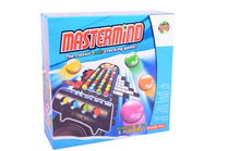 Free shipping Mastermind the classic code cracking game Predictable Beads Table Games Cracked Passwords Educational Toys