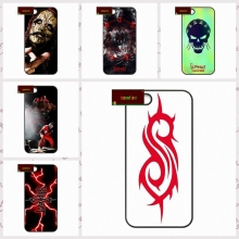 Slipknot Rock Fans Costumes Cover case for iphone 4 4s 5 5s 5c 6 6s plus samsung galaxy S3 S4 mini S5 S6 Note 2 3 4  DE0206
