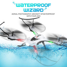 RC Drone JJRC H31 Waterproof Helicopter Can add with camera 2.4G 4CH 6Axis professional RC Helicopter VS JJRC H37 X5SW X5C(China)