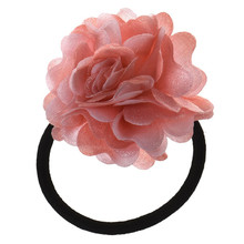 Mooistar #1801 Chiffon Flower Sweet Headband Women's Hair Accessories Hair Head Ring