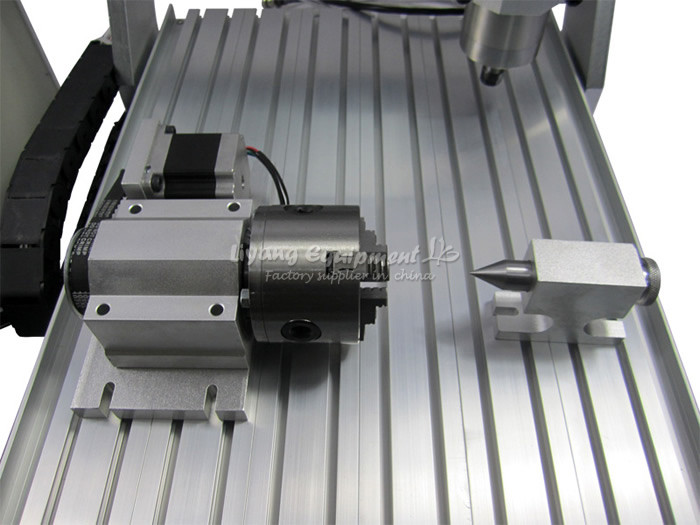 CNC 6040 with water tank (17)