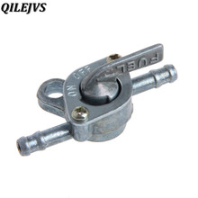 QILEJVS Inline Petrol Fuel Tap ON/OFF Switch 50cc 110cc 125cc Pit Dirt Bike Motorcycle(China)