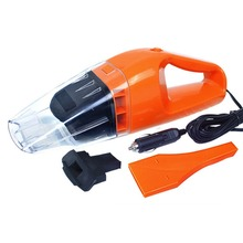 Portable Car Vacuum Cleaner 12V 100W Handheld Wet And Dry Aspirador Dual-use Super Suction Dust Cleaner Catcher Collector