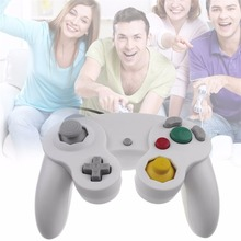 1 Pc Wired Game Shock JoyPad Vibration For Nintendo for Wii GameCube for NGC Controller for Pad Promotion