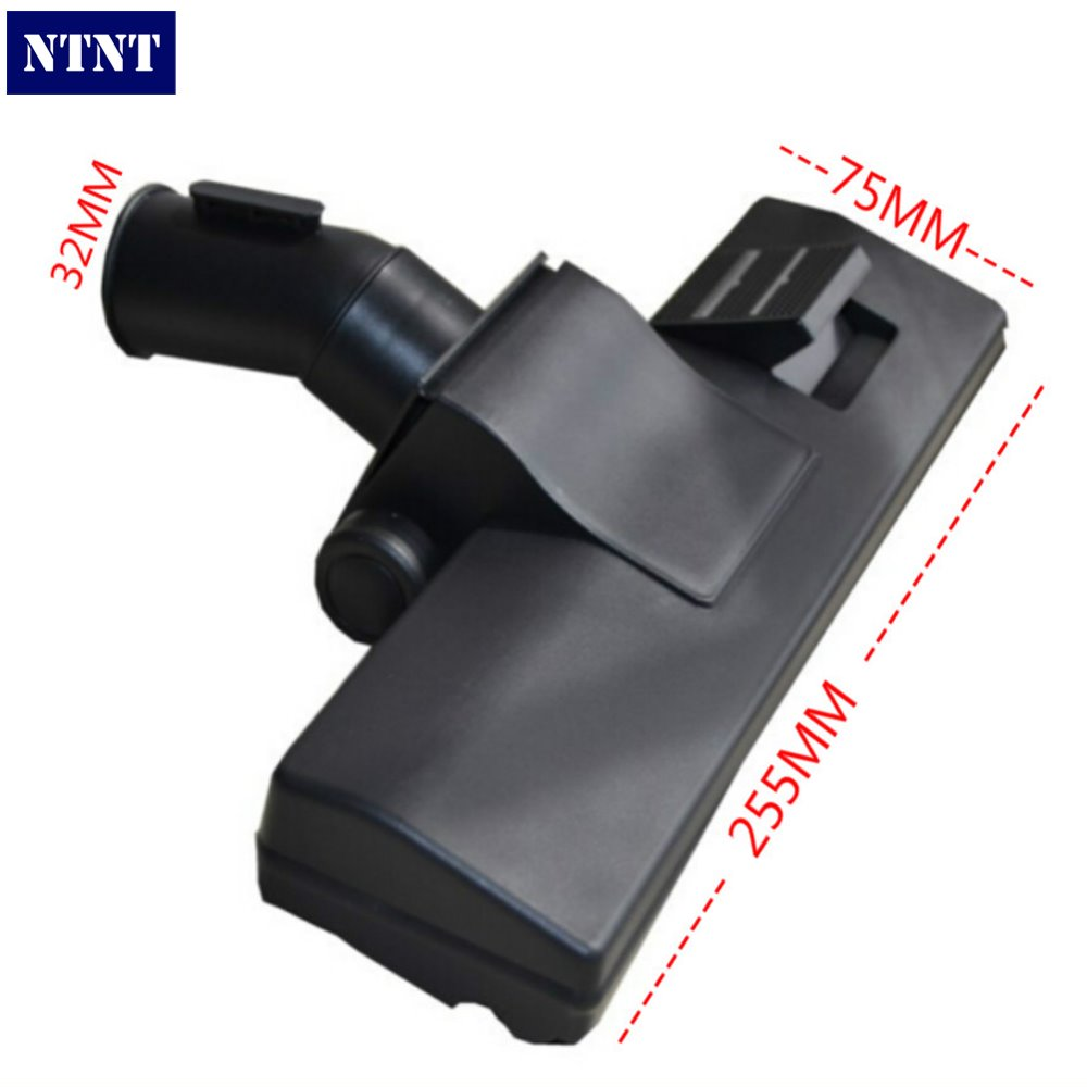 NTNT 32 mm Vacuum Cleaner parts Pneumatic carpet bedding curtains brush Head for Philips Sanyo Panasonic Haier midea Electrolux<br><br>Aliexpress