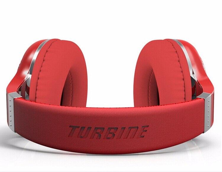 Bluedio HT ( shooting rem ) headphone Bluetooth nirkabel, Bt 4.1 versi Stereo Bluetooth Headset built-in Mic untuk panggilan