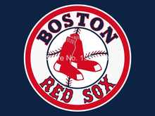 FREE SHIPPING--Boston Red Sox Flag 3ft x 5ft Polyester MLB Boston Red Sox Banner Flying Custom flag