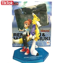 Digimon Adventure Digital Monster Makino Ruki Renamon Digimon Queen Cartoon Toy PVC Action Figure Model Doll Gift(China)