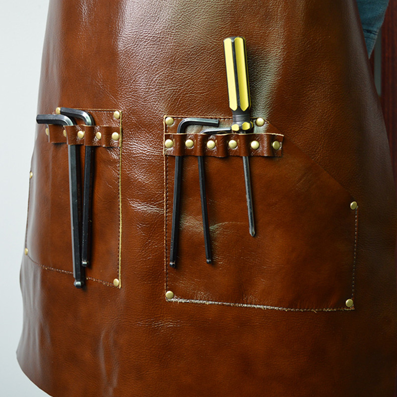Leather Apron L1-8