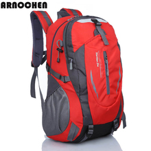 2017 New High Quality Waterproof Nylon Backpack Men Women Mochila Bag Rucksack Mountaineering Bag Travel Bags Men's Backpacks