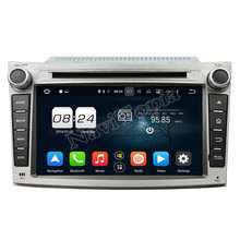 NaviTopia Octa Core 2G Android 6.0/Quad Core 1G Android 5.1 Car Multimedia DVD Player for Subaru Forester/Impreza 2008 2009-2011(China)