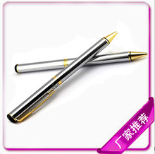 Fantanstic New Metal Roller Pen Office Men Signing Pen Stationery School Supplies Promotional Gifts Luxury Ballpoint Pen PL