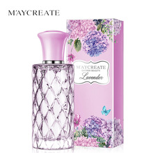 30ml MayCreate Flower Fragrance Lasting Perfume Of Fresh And Elegant Cosmetics perfume women Makeup Natural Oriental Taste(China)
