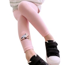 Candy Color Toddler Baby Girls Cotton Warm Leggings Elastic Waist Kid Skinny Pants Trousers