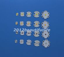 10xCree XBD XB-D Warm Cold Neutral White/Red/Blue/Green/Amber 3W Hight Power LED Emitter Chip with aluminum PCB