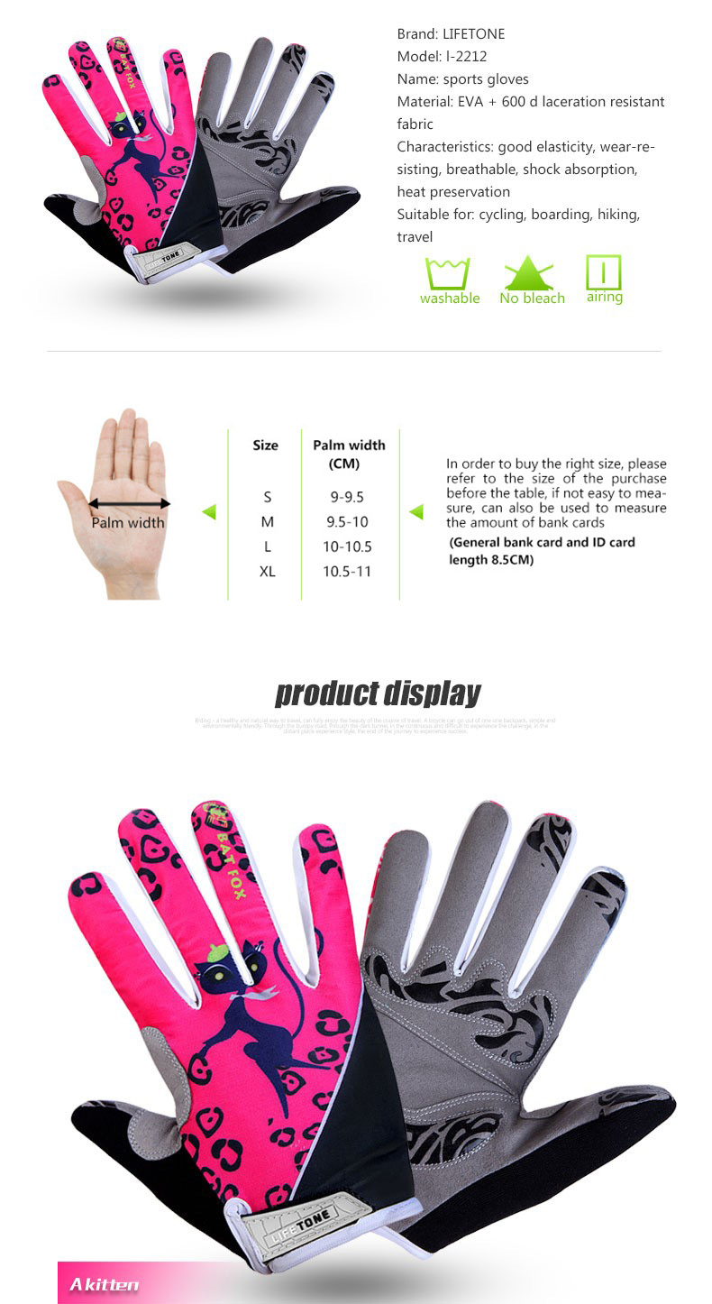 woman Cycling gloves_006