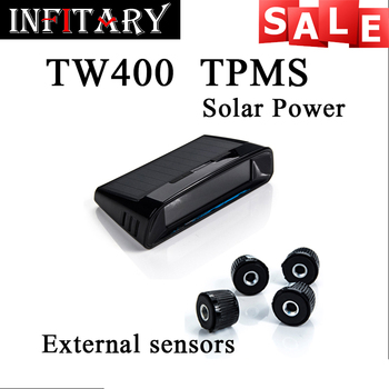 TW400 пневматические мониторинга Беспроводной давления в шинах tpms системы мониторинга 4 внешних датчиков Для renault peugeot toyota и всех автомобилей